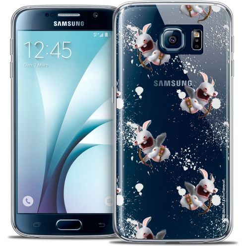 Coque Galaxy S6 Extra Fine Lapins Crétins™ - Cupidon Pattern