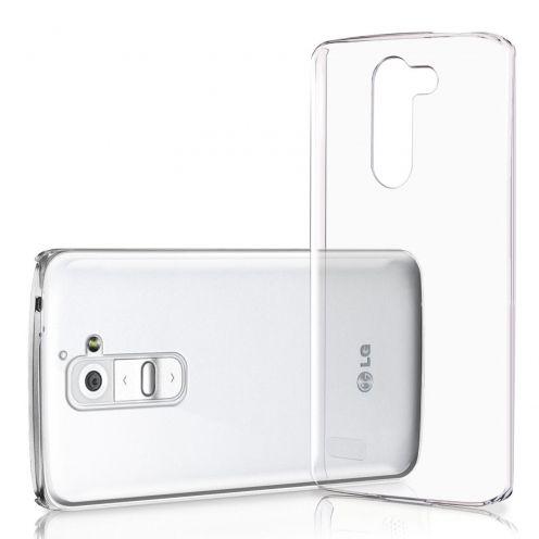 Zoom sur Coque LG G2 Crystal Extra Fine Transparente
