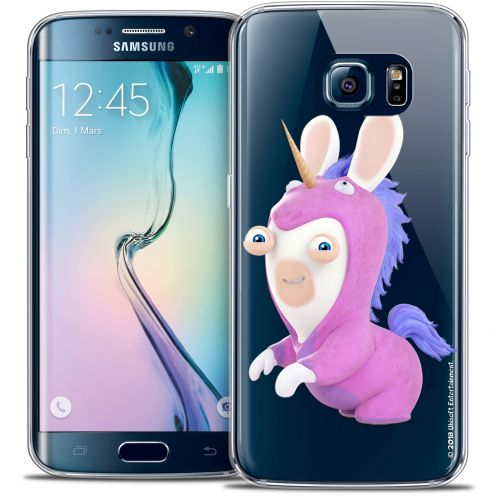 Coque Galaxy S6 Edge Extra Fine Lapins Crétins™ - Licorne