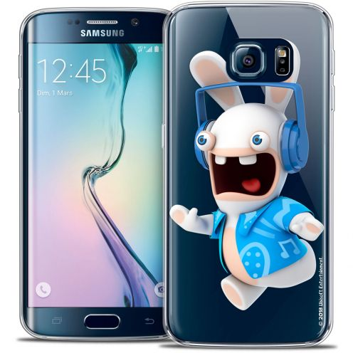 Coque Galaxy S6 Edge Extra Fine Lapins Crétins™ - Techno Lapin
