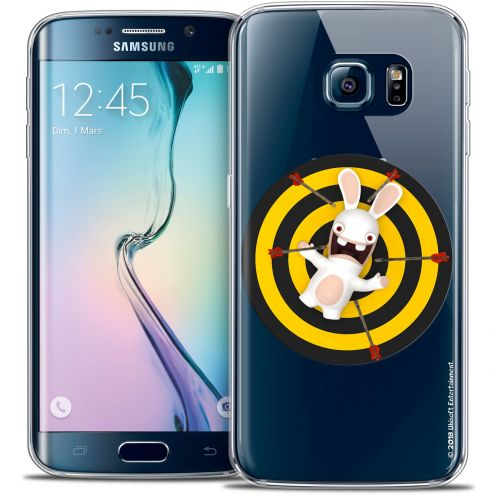Coque Galaxy S6 Edge Extra Fine Lapins Crétins™ - Target