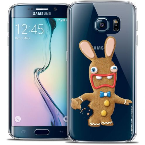 Coque Galaxy S6 Edge Extra Fine Lapins Crétins™ - Cookie