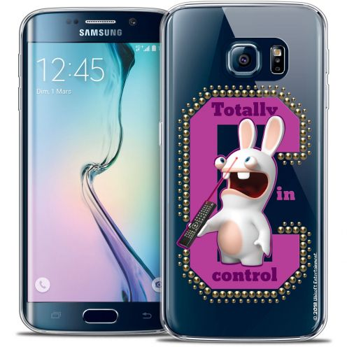 Coque Galaxy S6 Edge Extra Fine Lapins Crétins™ - In Control !