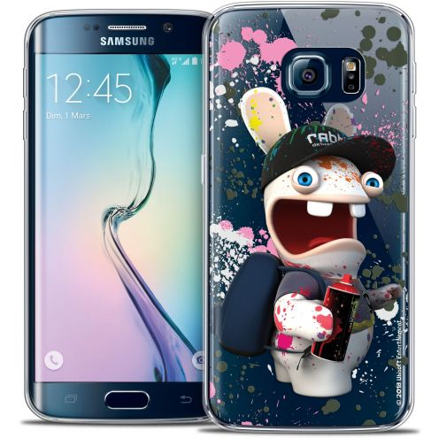 Coque Galaxy S6 Edge Extra Fine Lapins Crétins™ - Painter
