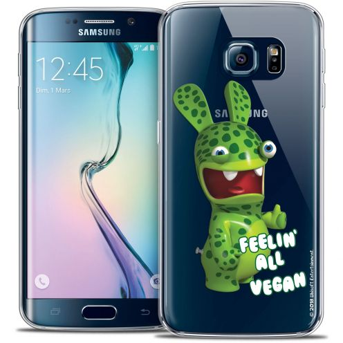 Coque Galaxy S6 Edge Extra Fine Lapins Crétins™ - Vegan