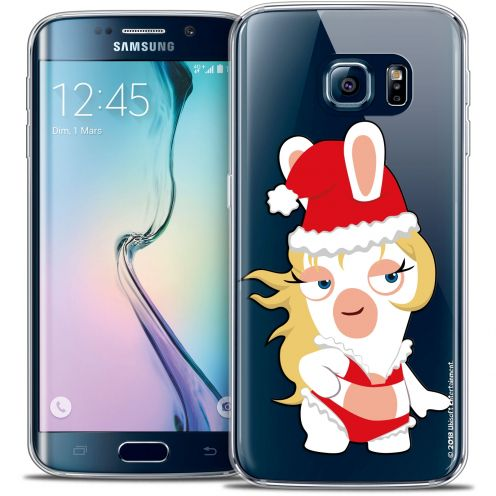 Coque Galaxy S6 Edge Extra Fine Lapins Crétins™ - Lapin Danseuse