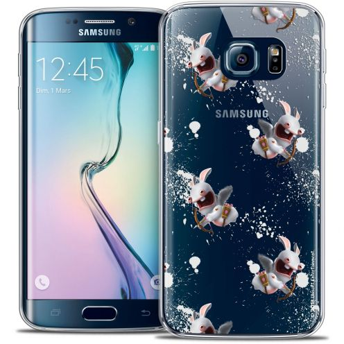 Coque Galaxy S6 Edge Extra Fine Lapins Crétins™ - Cupidon Pattern