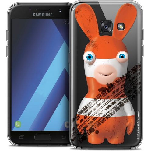 """Coque Gel Samsung Galaxy A7 2017 A700 (5.7"""") Extra Fine Lapins Crétins™ - On the Road"""