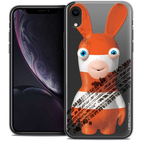 "Coque Gel Apple iPhone Xr (6.1"") Extra Fine Lapins Crétins™ - On the Road"