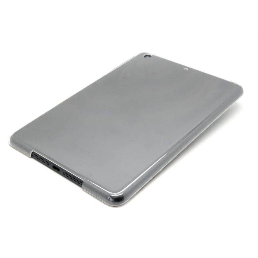 Photo réelle de Coque iPad Mini Crystal Exta-Fine Transparente