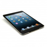 Vue portée de Coque iPad Mini Crystal Exta-Fine Transparente