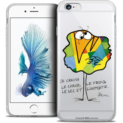 Coque iPhone 6/6s Extra Fine Les Shadoks® - Chaud ou Froid