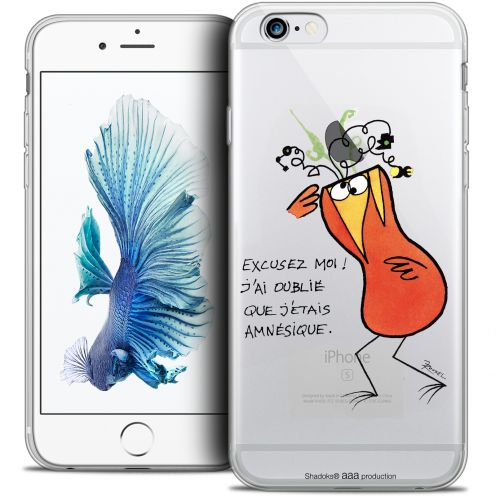 Coque iPhone 6/6s Extra Fine Les Shadoks® - Amnésie