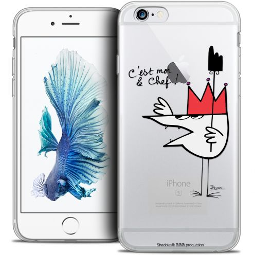 Coque iPhone 6/6s Extra Fine Les Shadoks® - Le Chef