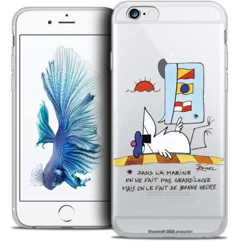 Coque iPhone 6/6s Extra Fine Les Shadoks® - La Marine
