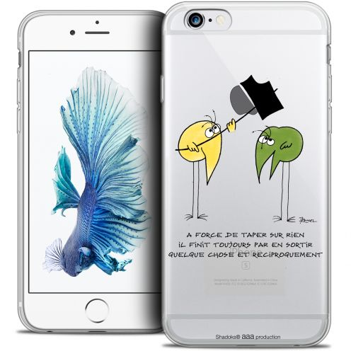 Coque iPhone 6/6s Extra Fine Les Shadoks® - A Force