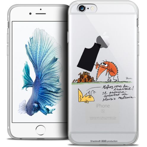 Coque iPhone 6/6s Extra Fine Les Shadoks® - Le Travail