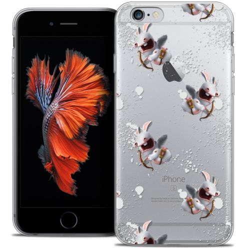 Coque iPhone 6/6s Extra Fine Lapins Crétins™ - Cupidon Pattern