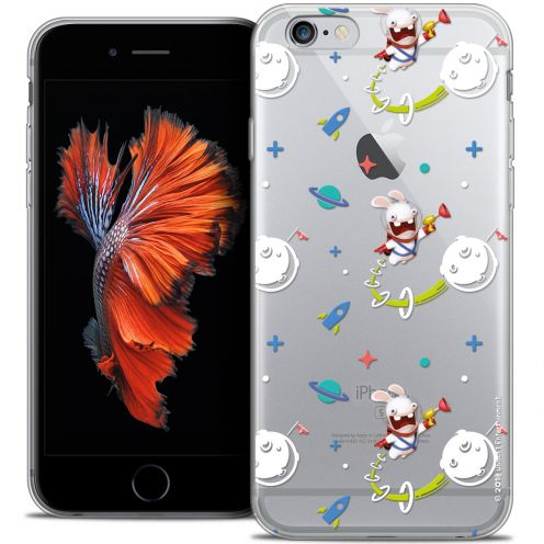 Coque iPhone 6/6s Plus 5.5 Extra Fine Lapins Crétins™ - Space 2