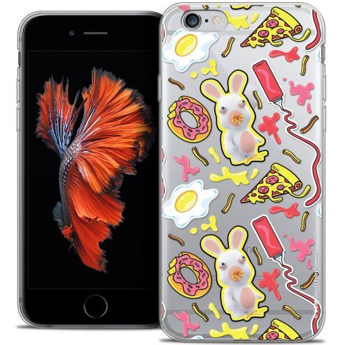 Coque iPhone 6/6s Plus 5.5 Extra Fine Lapins Crétins™ - Egg Pattern