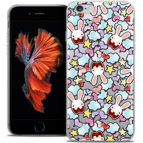 Coque iPhone 6/6s Plus 5.5 Extra Fine Lapins Crétins™ - Love Pattern