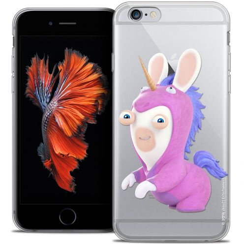 Coque iPhone 6/6s Plus 5.5 Extra Fine Lapins Crétins™ - Licorne