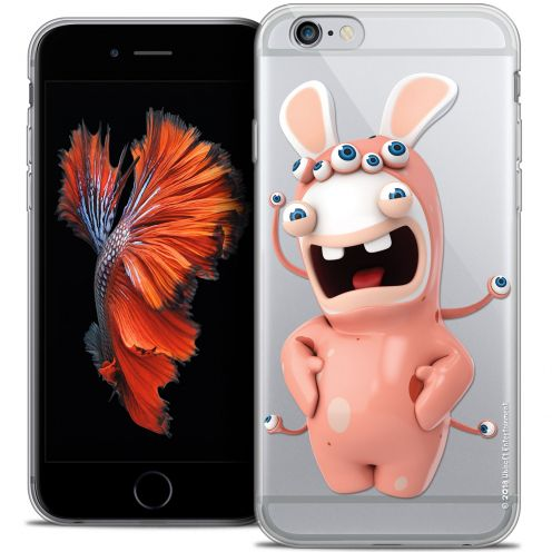 Coque iPhone 6/6s Plus 5.5 Extra Fine Lapins Crétins™ - Extraterrestre