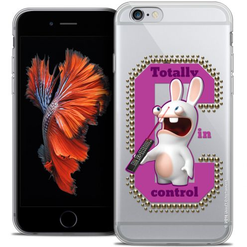 Coque iPhone 6/6s Plus 5.5 Extra Fine Lapins Crétins™ - In Control !