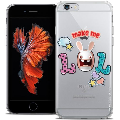Coque iPhone 6/6s Plus 5.5 Extra Fine Lapins Crétins™ - LOL