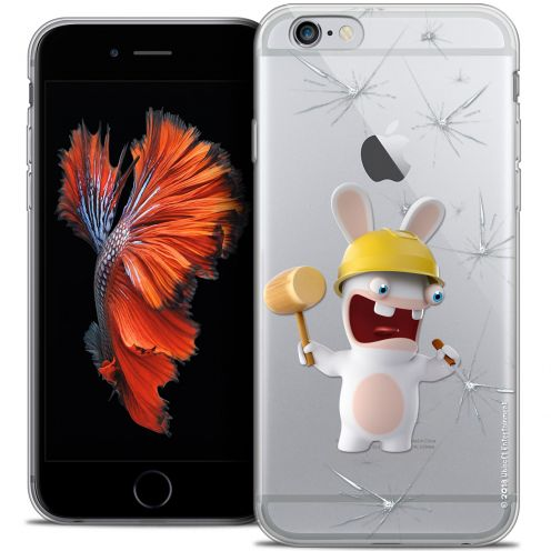 Coque iPhone 6/6s Plus 5.5 Extra Fine Lapins Crétins™ - Breaker