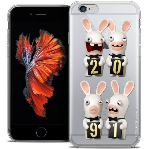 Coque iPhone 6/6s Plus 5.5 Extra Fine Lapins Crétins™ - New Year