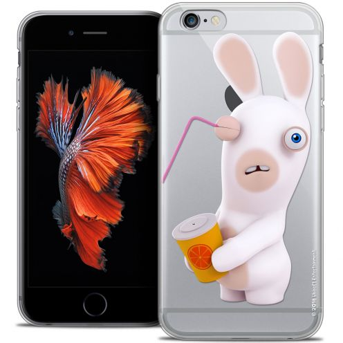 Coque iPhone 6/6s Plus 5.5 Extra Fine Lapins Crétins™ - Soda Crétin
