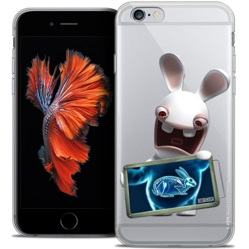 Coque iPhone 6/6s Plus 5.5 Extra Fine Lapins Crétins™ - X Ray Crétin