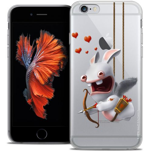Coque iPhone 6/6s Plus 5.5 Extra Fine Lapins Crétins™ - Flying Cupidon