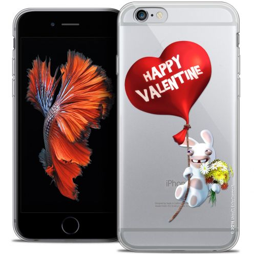 Coque iPhone 6/6s Plus 5.5 Extra Fine Lapins Crétins™ - Valentin Crétin