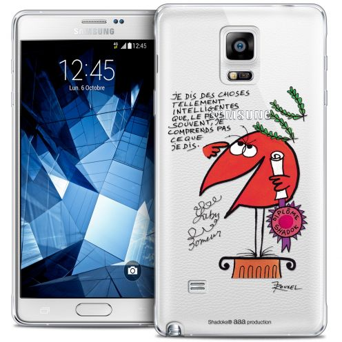 Coque Galaxy Note 4 Extra Fine Les Shadoks® - Intelligent