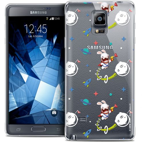 Coque Galaxy Note 4 Extra Fine Lapins Crétins™ - Space 2