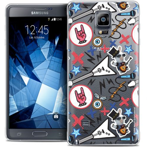 Coque Galaxy Note 4 Extra Fine Lapins Crétins™ - Rock Pattern