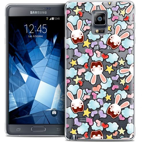 Coque Galaxy Note 4 Extra Fine Lapins Crétins™ - Love Pattern