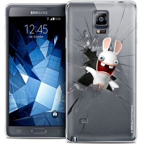 Coque Galaxy Note 4 Extra Fine Lapins Crétins™ - Breaking Glass