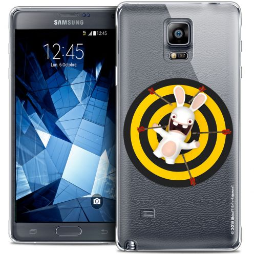 Coque Galaxy Note 4 Extra Fine Lapins Crétins™ - Target