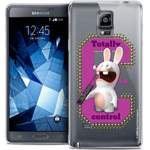 Coque Galaxy Note 4 Extra Fine Lapins Crétins™ - In Control !