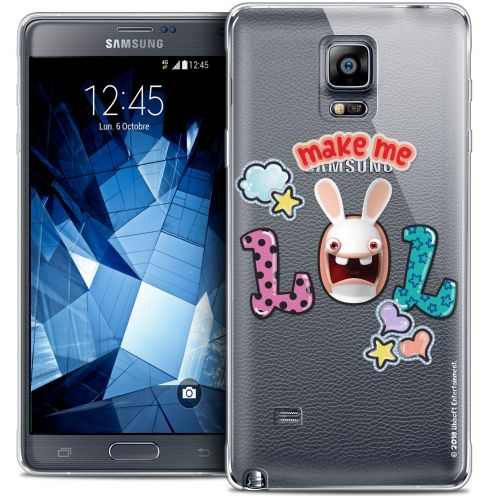 Coque Galaxy Note 4 Extra Fine Lapins Crétins™ - LOL