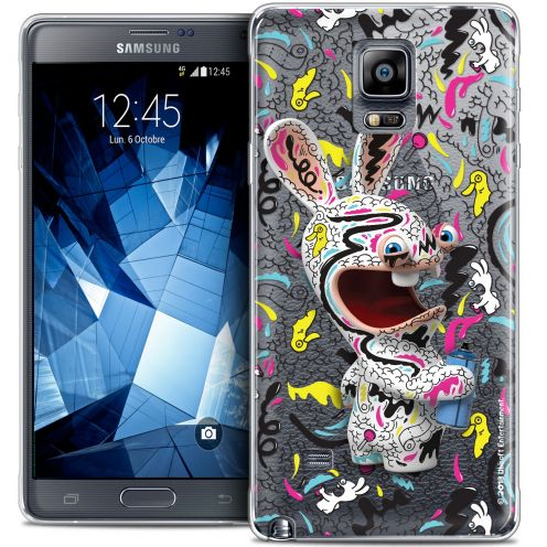 Coque Galaxy Note 4 Extra Fine Lapins Crétins™ - Tag