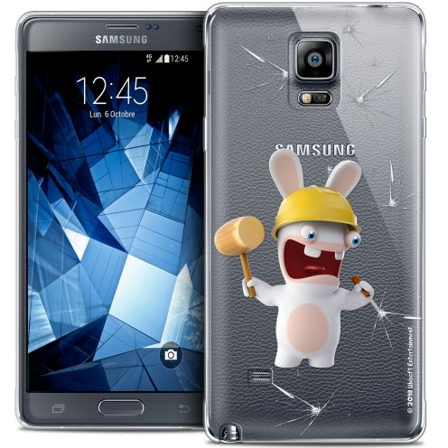 Coque Galaxy Note 4 Extra Fine Lapins Crétins™ - Breaker