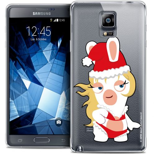Coque Galaxy Note 4 Extra Fine Lapins Crétins™ - Lapin Danseuse