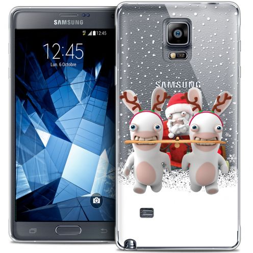 Coque Galaxy Note 4 Extra Fine Lapins Crétins™ - Lapin Traineau