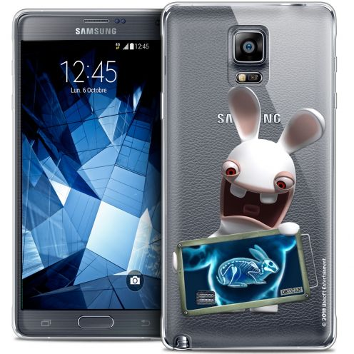 Coque Galaxy Note 4 Extra Fine Lapins Crétins™ - X Ray Crétin
