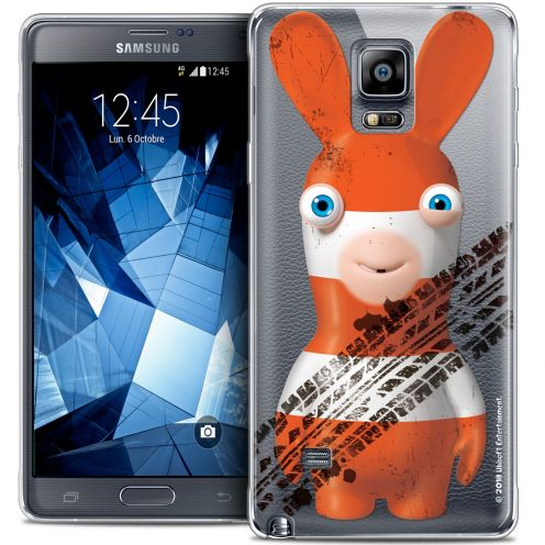 Coque Galaxy Note 4 Extra Fine Lapins Crétins™ - On the Road