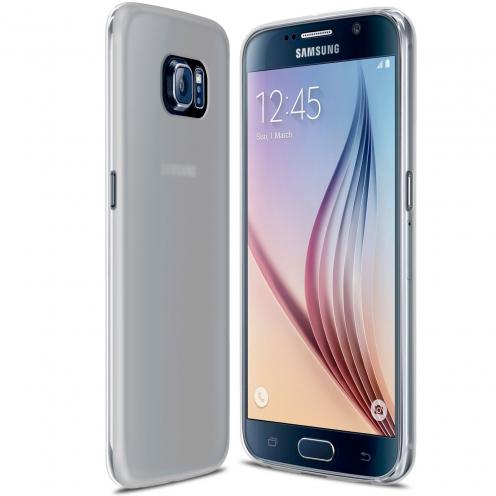 Visuel unique de Coque Samsung Galaxy S6 Frozen Ice Extra Fine Gel